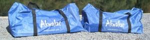 Akwakats in a bag