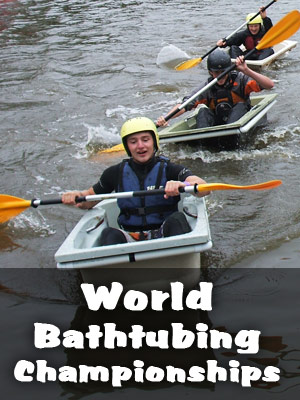 World Bathtubing Championships