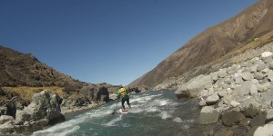 Ahu3, Rocky NZ river