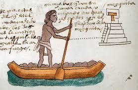 Aztec Paddler