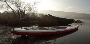 Red Paddle Co Elite 14 Race board