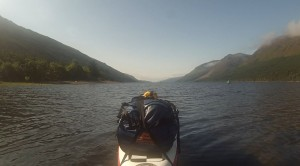 Great Glen SUP Paddle