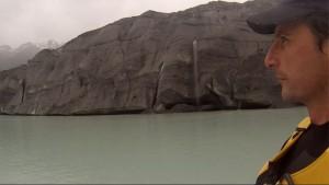 Tasman Glacier Moraine Lake NZ