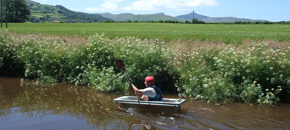 Brecon Canal Food Trail Report