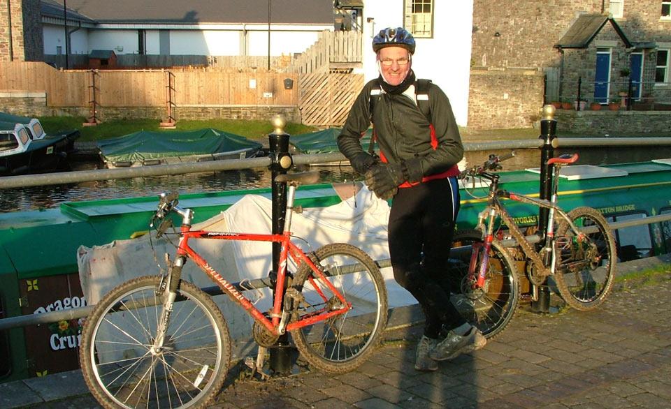 Canal Birthday Ride, 8th Feb 2012