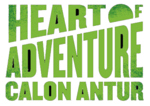 Heart of Adventure Calon Antur