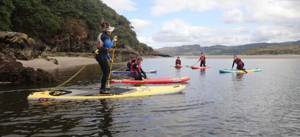 Green Dragon SUP School- North Wales