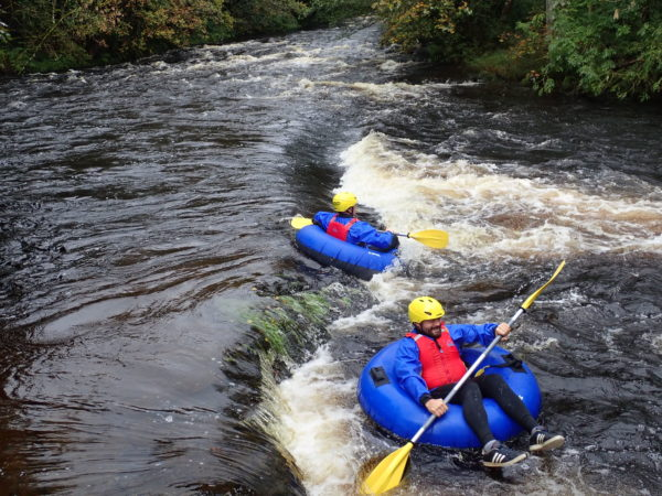 Green Dragon Activities River Tubes