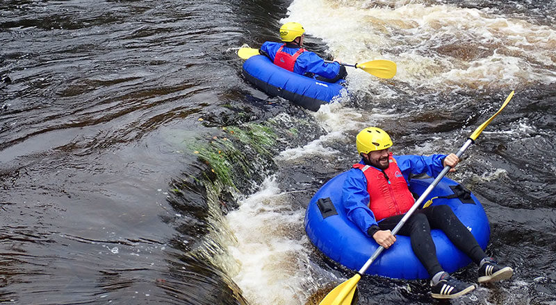 River Tubes adventure activity