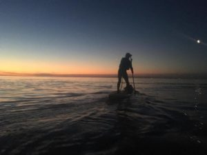 Non Stop SUP Circumnavigation of the Isle of Anglesey
