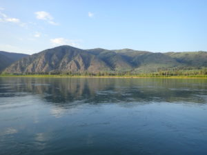 Vast Yukon 1000 landscape