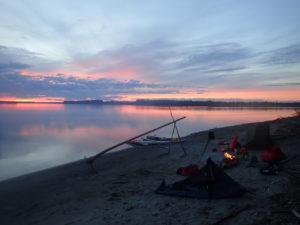Yukon 1000 Campsite