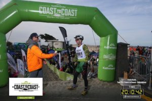 The Finish Kathmandu 2017 Coast to Coast SUP