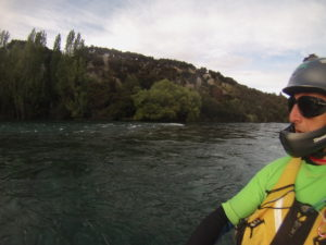 Upper Clutha River Wild Descent River Tour 2015