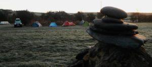 Campsite Source To Sea