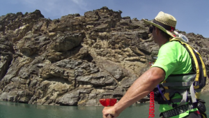 Mountains Wild Descent River Tour 2015