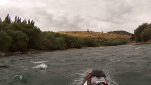 Below Roxburgh Wild Descent River Tour 2015