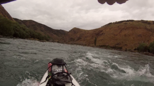 Rongahere Gorge Wild Descent River Tour 2015