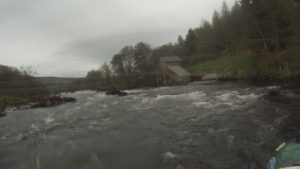 Grandtully Rapids