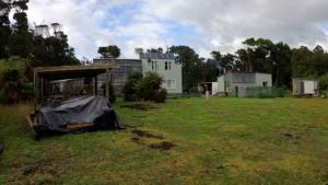 The Wairaurahiri Lodge