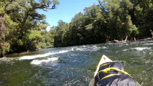 Wairaurahiri river sup